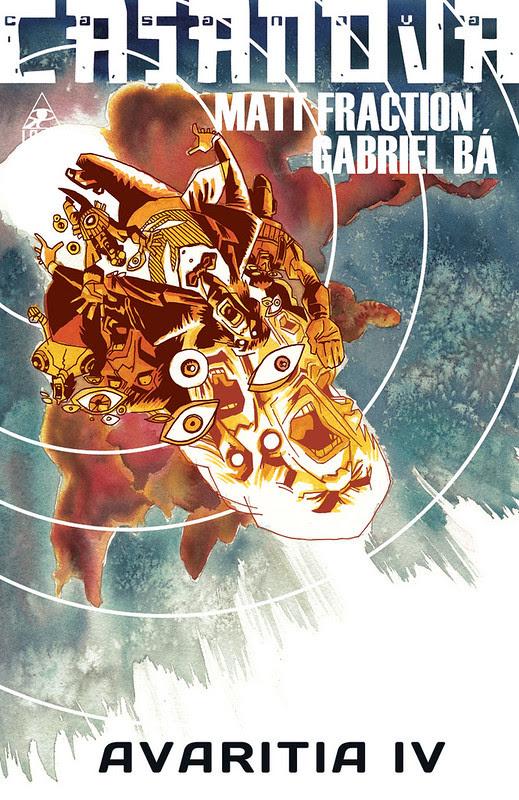 CASANOVA - AVARITIA IV cover