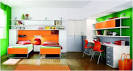 Modern Bunk Rooms for Teenage Boys | Home Interior Design Trends