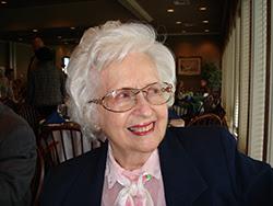 Rosa Lea, now 87