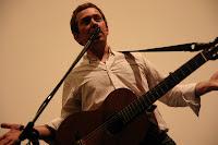 Pelle Carlberg live @ Zuni - Ferrara (picture by Lucio Pellecani)
