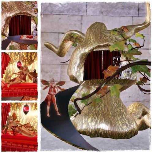 Fantasy Faire -Golden Magic Hollow for Petites 01