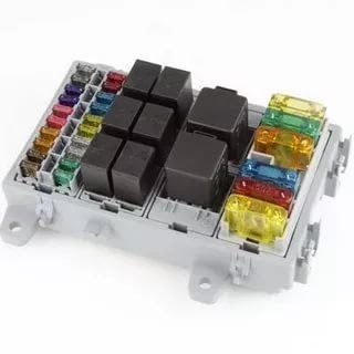 Yj Fuse Box Cover on