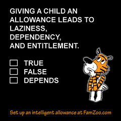 Does Allowance Make Your Kids Lazy, Dependent, and Entitled?