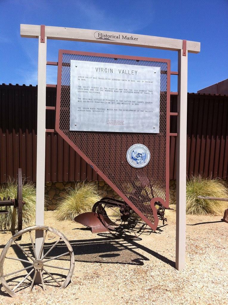 Nevada Historical Landmark #56