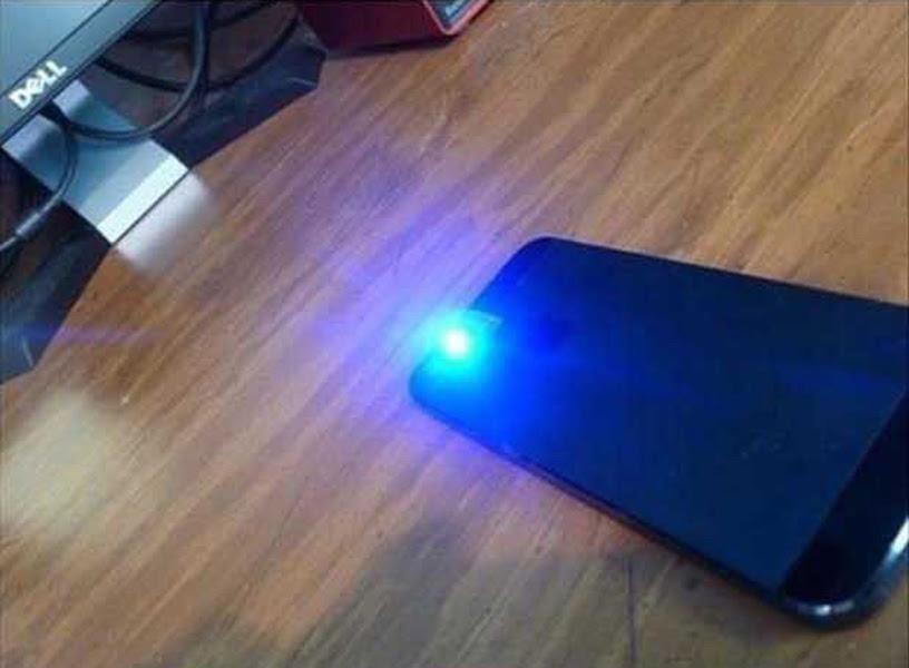 Amazing Sharpie Hack Turns Smartphone Into Uv Black Light Boredombash