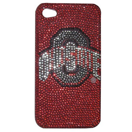 Ohio State Buckeyes Iphone Case - Glitz 4g Faceplate
