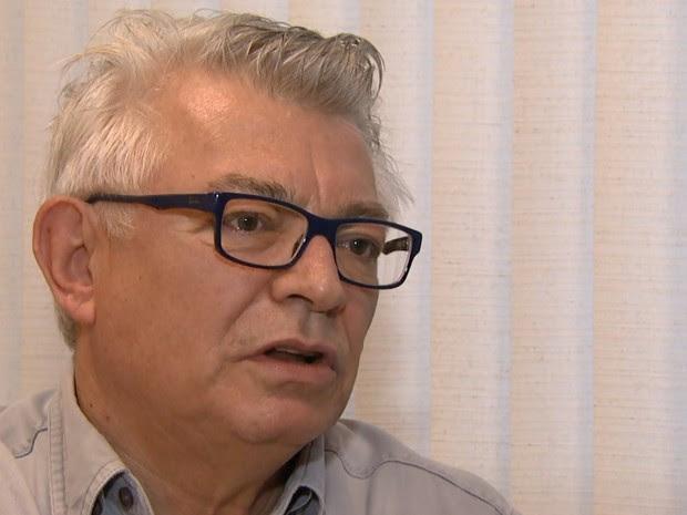 O diretor administrativo da PDT Pharma, Sérgio Perussi (Foto: Reprodução/EPTV)
