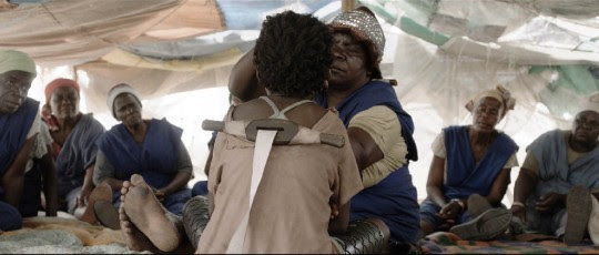 I AM NOT A WITCH: 1eres images d'un film zambien sélectionné à la Quinzaine