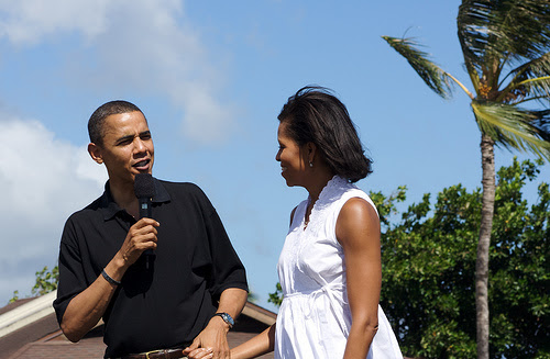Obamas SC Taxpayer Bill for Obama's Hawaii Vacations: $20 Million