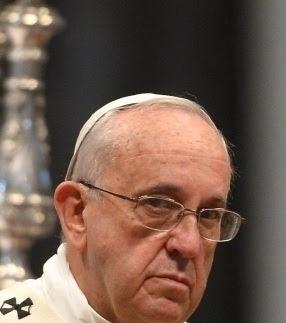 Pseudopapież Bergoglio