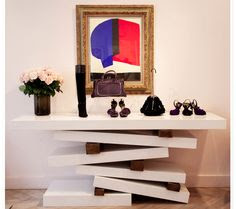 CONSOLE TABLE on Pinterest