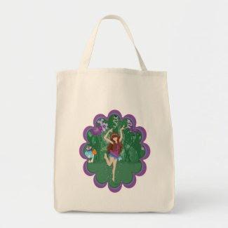 Jen the Dancing Flower Fairy Bag