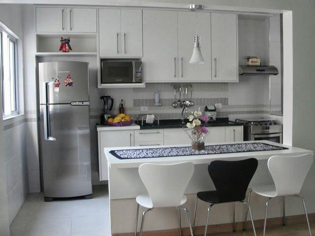 Cozinhas planejadas pequenas http://www.cantinhojutavares.com