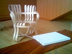 gehry chair