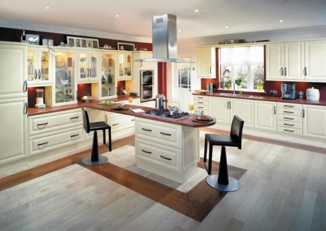Devon Kitchens - Kitchenworld Exeter - Harvard Cream Kitchen