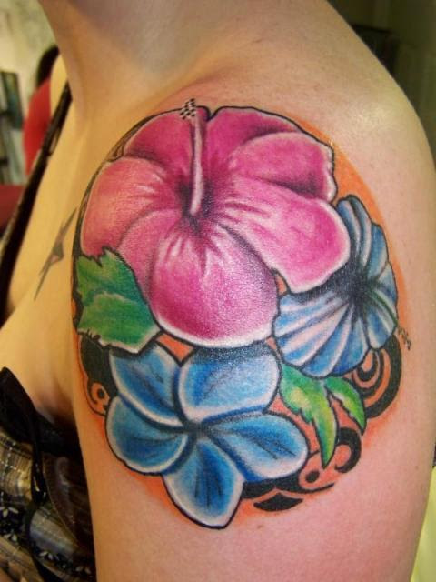 Meaning Hibiscus Flower Tattoo Tattoomagz
