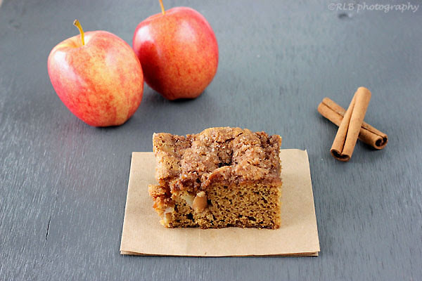 Cinnamon Sugar Apple Cake 2
