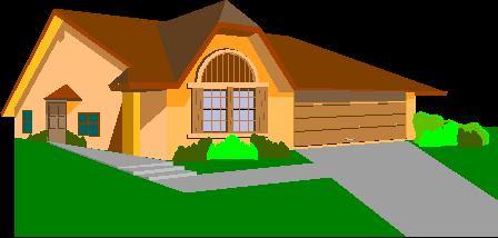 61 Koleksi Gambar Animasi Rumah Gif Gratis