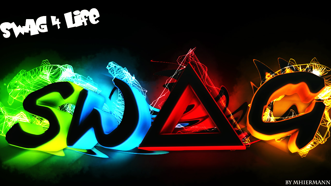 SWAG Background by mhiermann