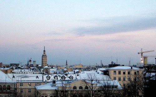 Helsinki March 5th 2008
