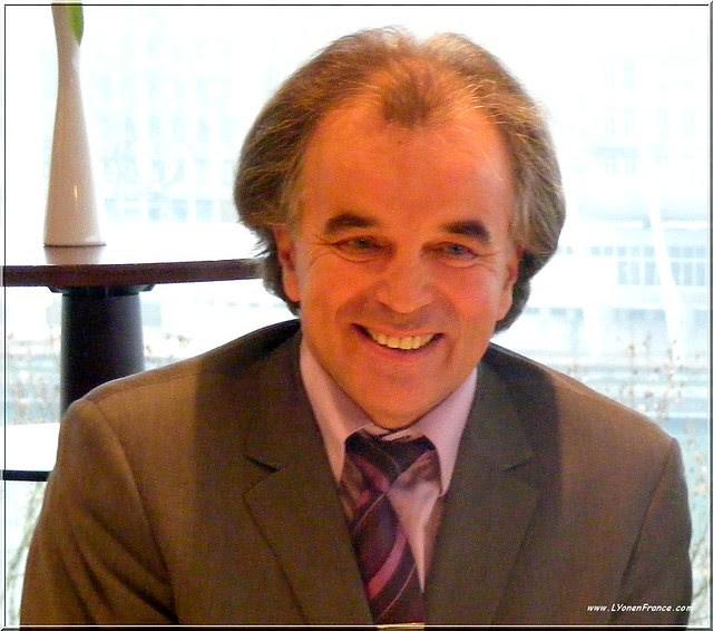 Jacques Longuet, ERDF