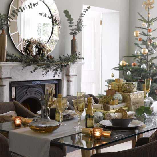 100 Christmas Table Decoration Ideas Decoholic
