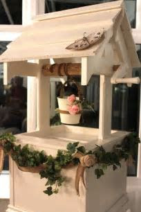 Best 25  Wishing well wedding ideas on Pinterest   Wishing