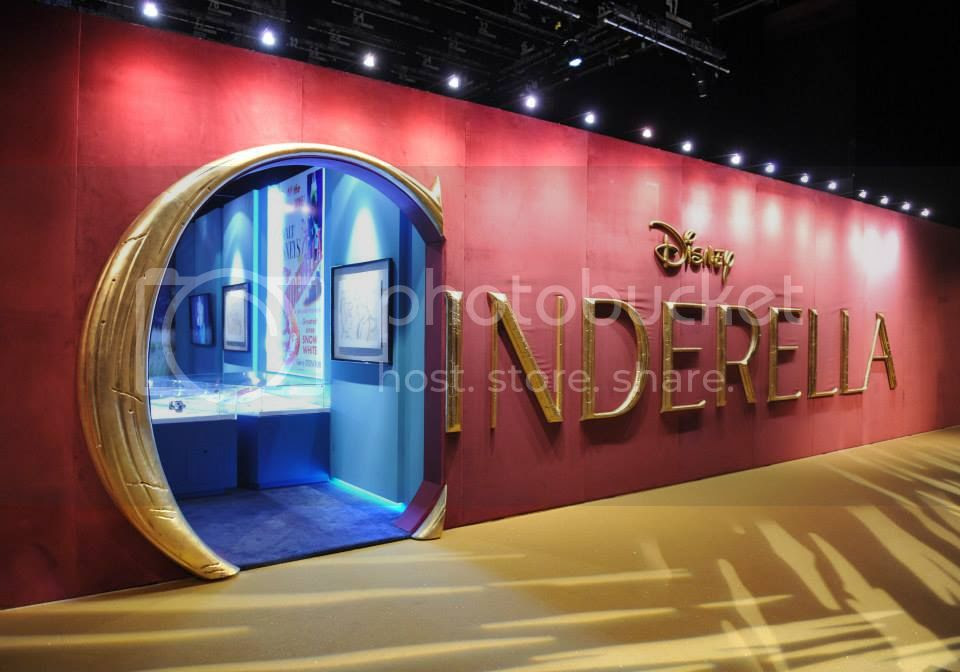 Disney's Cinderella exhibit