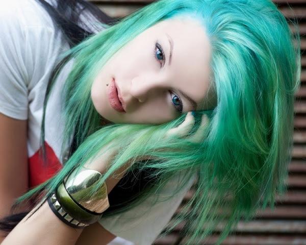 Funky Hair Colors - Funky Hair Color Ideas