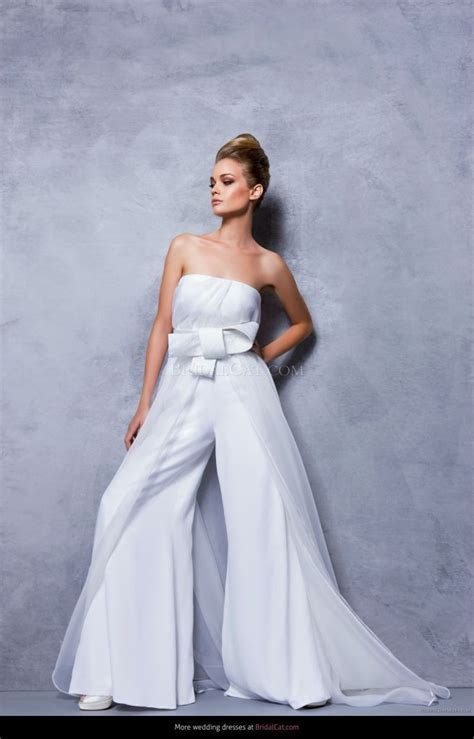 Wedding Dress Alternatives: Bridal Pant Suits ? DIY