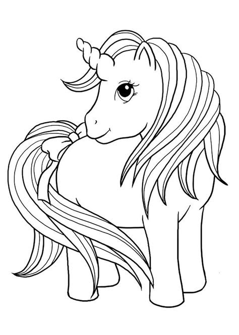 top   printable unicorn coloring pages