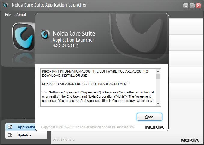 تحميل برنامج Nokia Care Suite 7.1.180.94 للهاتف الذكي