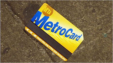 Click the MetroCard for the Whole Story