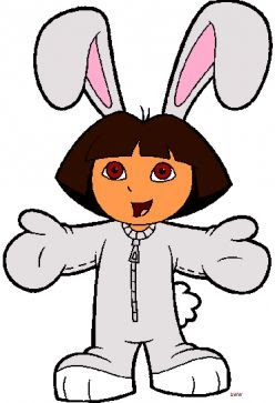 dora coloring valentine easter pages - photo#35