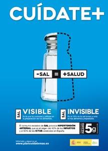 Imagen de la campaña. | Ministerio de Sanidad
