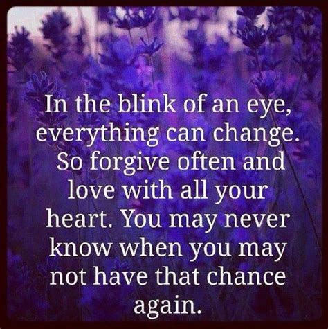 Dont Take Life For Granted Quotes