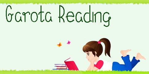 Garota Reading - Dicas de livros