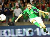 David Healy: Only took 73 minutes to work it out
