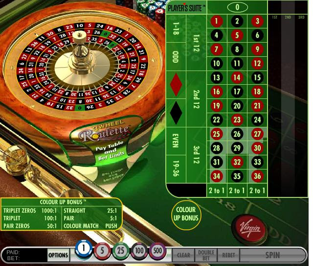 Online Roulette Game Play Roulette For Fun