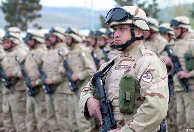 El Parlamento de Georgia ha ratificado un acuerdo en virtud del cual un batallón y un escuadrón del ejército del país participarán en la misión Resolute apoyo de la OTAN en Afganistán en 2015, el periódico Novosti Gruziya informó Jueves, 25 de diciembre 2014.