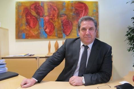 Joan Antoni Melé, subdirector general de Triodos Bank en España. | C.F.