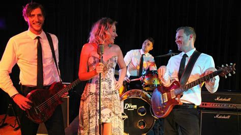 Sydney Wedding Band   Hype Band Promo   Mark Ronson