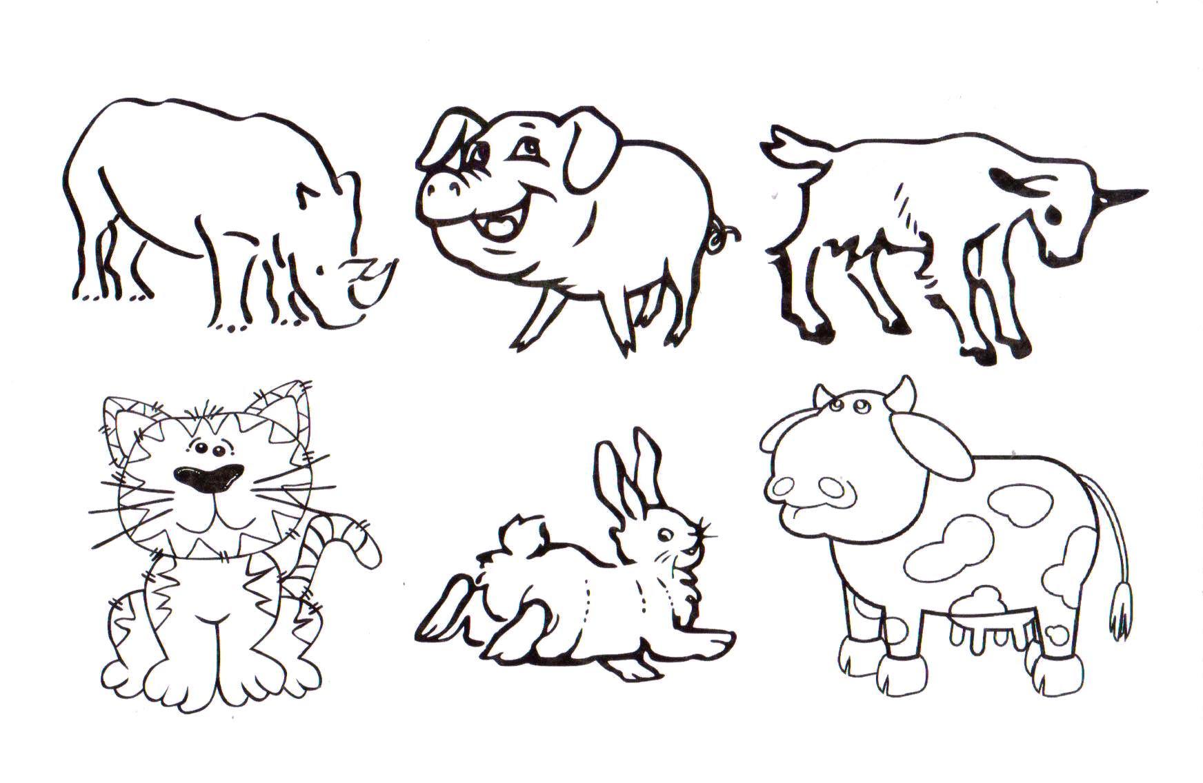 43 Gambar Binatang Buas Kartun Gratis