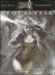 Malefic time. Apocalypse. Con DVD vol.1
