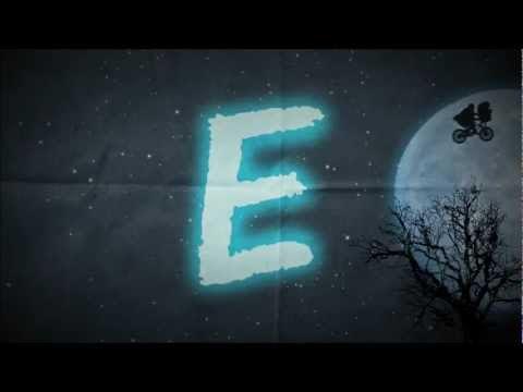 vídeo que muestra un abecedario sobre distintos monstruos