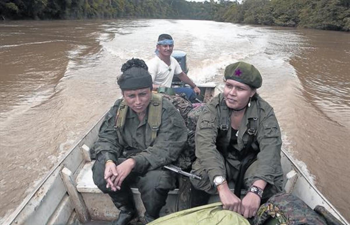 Las FARC: últimos días en la selva
