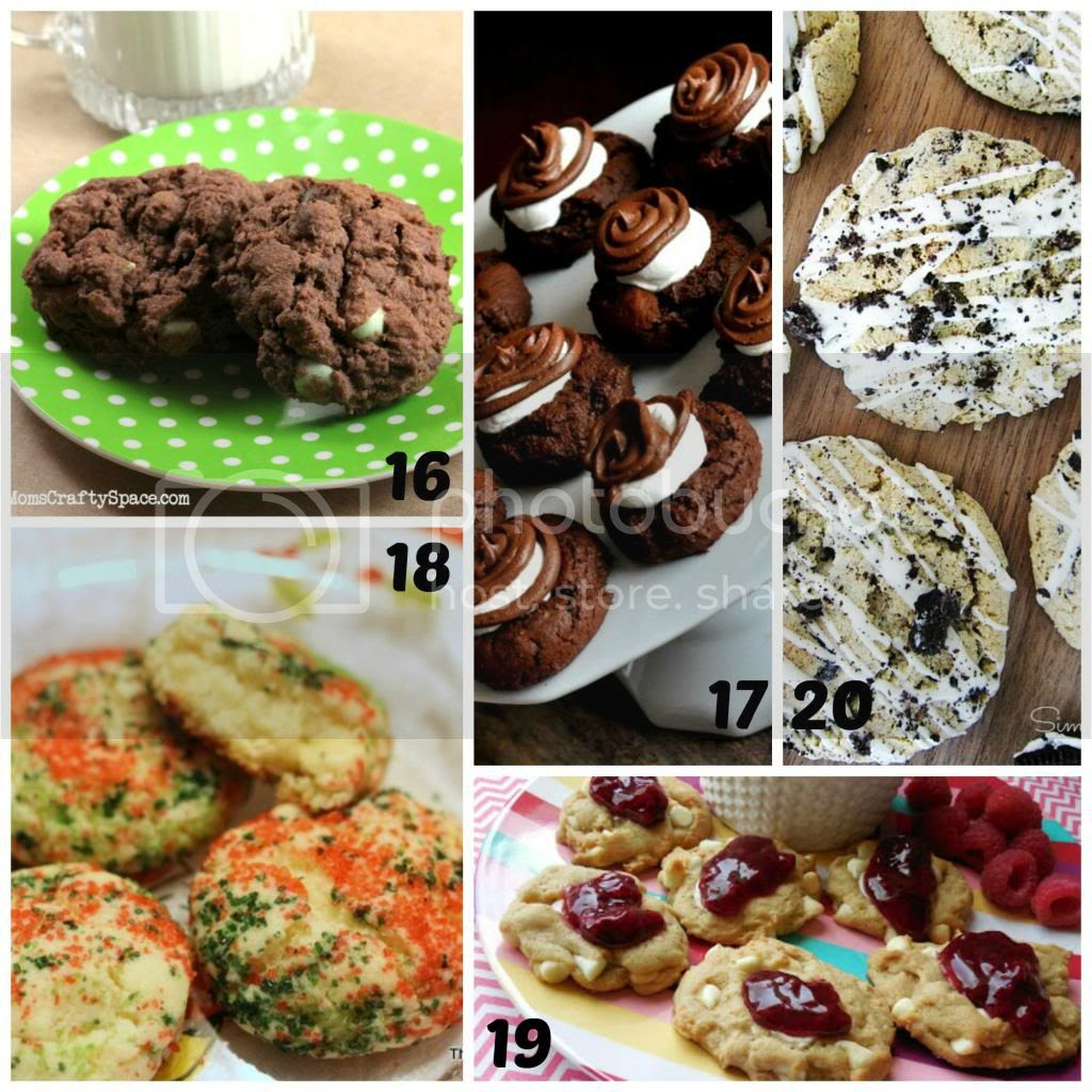 #cookie #recipes via My Very Educated Mother Group 4