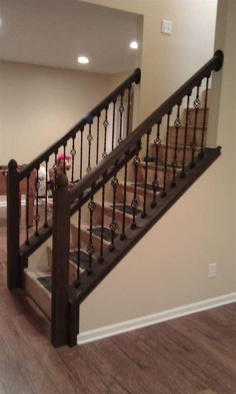 simple stair railing ideas