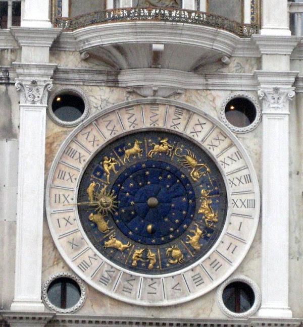 Relógio Zoodiacal