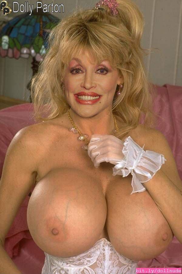 Dolly parton nackt bending over